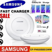 Fast Charging Pad For Samsung Galaxy S6 S6 EDGE S7 S7 edge S8 + Note 5 EP-PN920