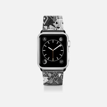 sweater mice transparent watch band Apple Watch Band (38mm) by Sharon Turner | Casetify