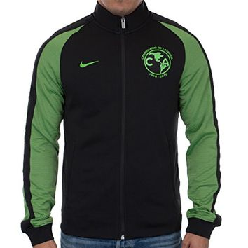 Nike Club America N98 Track Jacket [BLACK]