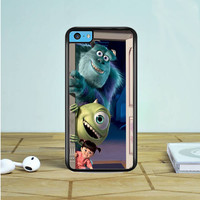Monsters Inc iPhone 5 5S 5C Case Dewantary