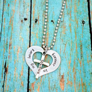 Memorial Necklace, Infant Loss, Child Loss, Miscarriage, Still Birth, Lost Loved Ones, Mother's N