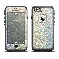 The Colorful Confetti Glitter copy Apple iPhone 6 LifeProof Fre Case Skin Set