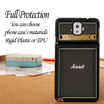 iPhone, Galaxy, and Xperia Marshall Amplifier Guitar Haze15 Case iPhone 6 / 5c / 5/5s / 4/4s, Galaxy S6, S5, S4, S3, Xperia Z,Z1,Z2 cases