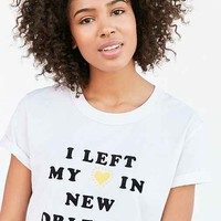 I Left My Heart In New Orleans Tee