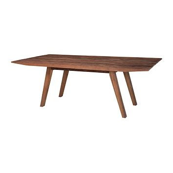 Reclaimed Wood Rectangle Dining Table