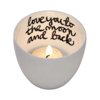 Love Offering Tealight Holder