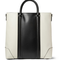 Givenchy - Textured-Leather Tote Bag | MR PORTER