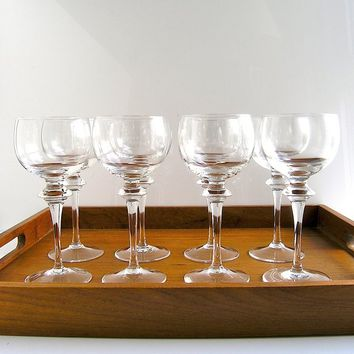 Crystal wine glass set of 10 Peill & Putzler Alexa