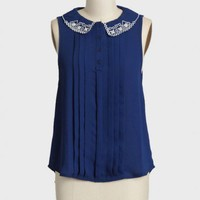 edelweiss embroidered blouse at ShopRuche.com