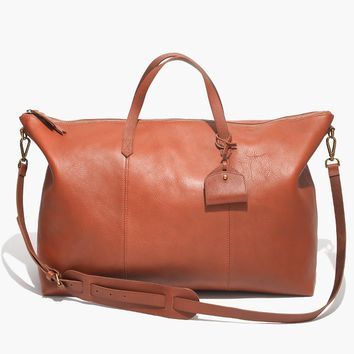 The Transport Weekender : | Madewell