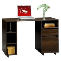 Room Essentials® Storage Desk - Espresso