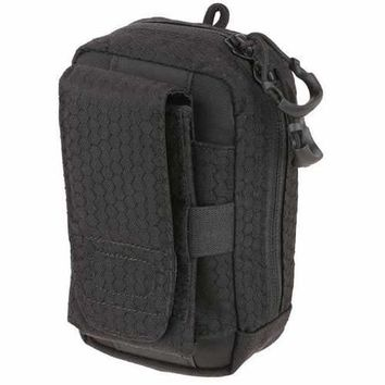 "Maxpedition PUP Phone Utility Pouch Black 3.5""Lx3""Wx6""H"