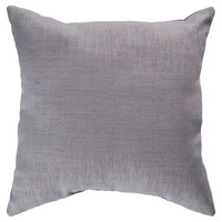 "Storm Toss Pillow - Grey (22""x22"")"