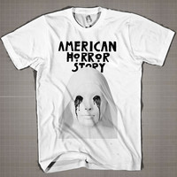 American Horror Story  Mens and Women T-Shirt Available Color Black And White