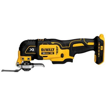 DEWALT 20-Volt Max Lithium-Ion Cordless Oscillating Multi-Tool (Tool-Only)-DCS355B - The Home Depot