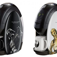 Star Wars Nestle Gold Blend Coffee Machine