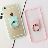Newest Soft TPU  iPhone 5s 6 6s Plus Case Cover Gift