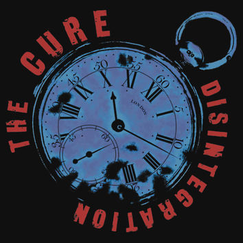 The Cure Disintegration T-Shirts & Hoodies