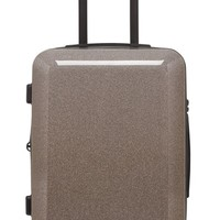 CALPAK Medora Glitter 20-Inch Hardshell Spinner Carry-On Suitcase | Nordstrom