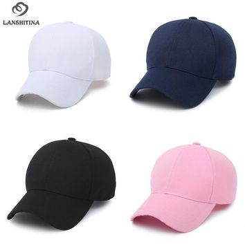 Baseball Cap for men women Solid outdoor sport golf ball caps hats visor sunhat trend hip hop Gorras Peaked Dome Cap Adjustable