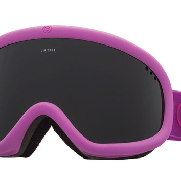 Electric - Charger Purple Goggles, Jet Black Lenses