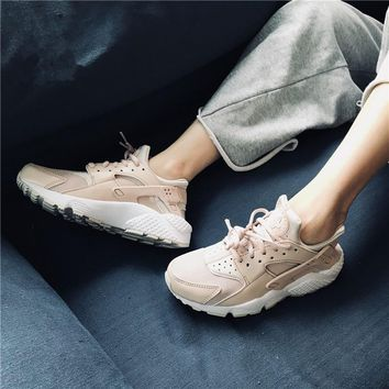 Nike AIR HUARACHE Rose Gold Sneaker