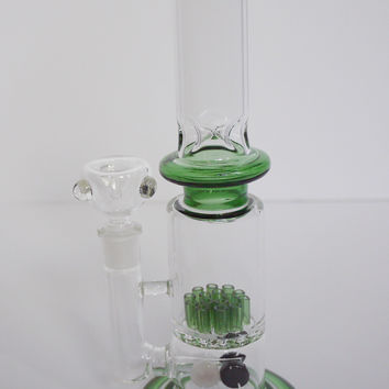 "10"" Colored Cross to Sprinkler Perc"