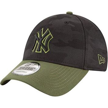 New Era New York Yankees 2018 Memorial Day 9FORTY Adjustable Hat