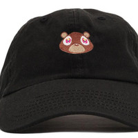 Kanye West Ye Bear Dad Hat