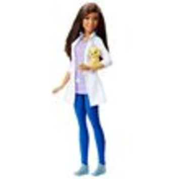 Barbie Career Pet Vet African American Doll