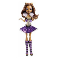 Monster High Ghoul's Alive! Doll Clawdeen Wolf