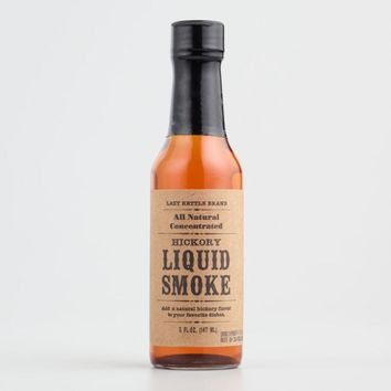 Lazy Kettle Concentrated Hickory Liquid Smoke