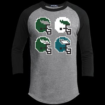 Philly Tecmo Helmets Youth Sporty T-Shirt
