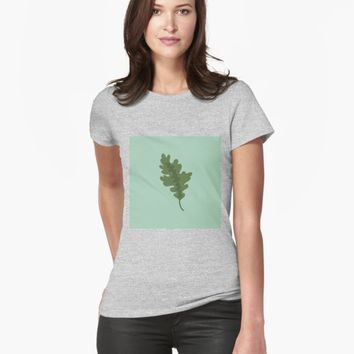 'Leaf' T-shirt by VibrantVibe