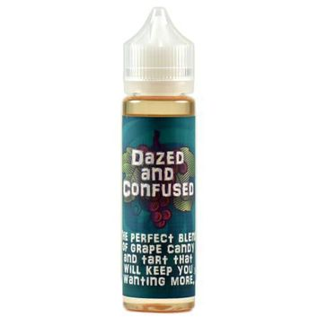 Skull & Roses Juice Co. - Dazed and Confused