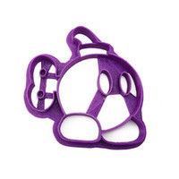 Mario Bob-omb Cookie Cutter