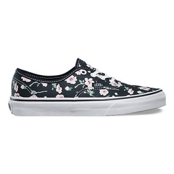 Vintage Floral Authentic | Shop Classic Shoes at Vans