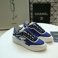 New Fashion Double C Low Top Sneaker Reference #197 - Ready Stock