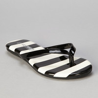 Black Stripe Vigo Flip-Flop | something special every day