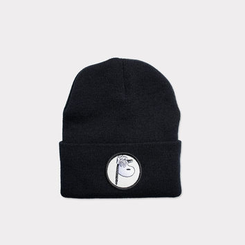 FUCKING AWESOME ACID BEANIE (BLACK)