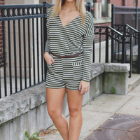 Thinking Out Loud Romper