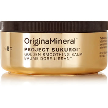 Original & Mineral - Project Sukuroi Golden Smoothing Balm, 100g