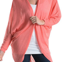 Oversized Cardigan (More colors)