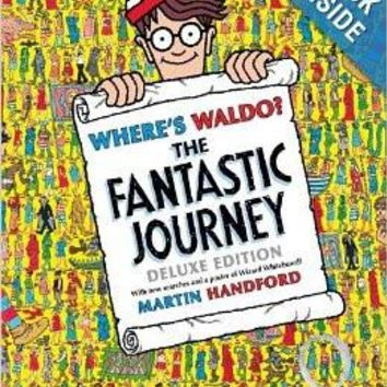 Where's Waldo? Fantastic Journey