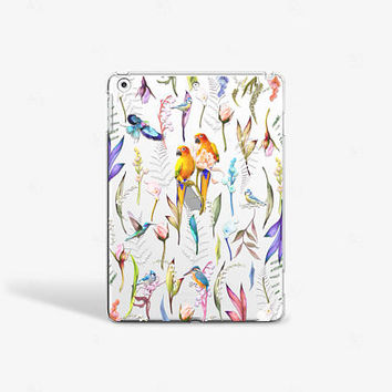 Beautiful Spring Floral iPad Pro 10.5 Case iPad Air 2 Case iPad Mini 2 iPad Mini Cover iPad Mini 4 Case iPad Pro 9.7 Case iPad Air Hard Case