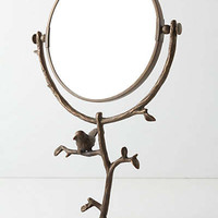 Anthropologie - Winter's Perch Mirror