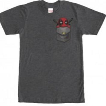 Deadpool Cutie Pie Tee