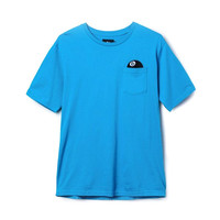 Stussy: 8 Ball Pocket Shirt - Blue