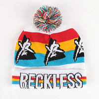 Young & Reckless Peak Beanie at PacSun.com