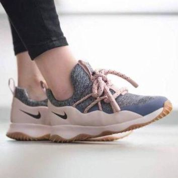 Nike Trending Women Casual City Loop Ash Bandage Sports Running Shoes Sneaker I-1
